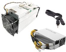 Bitmain AntMiner S9j ~14.5TH/s Miner Stock with Power 1600W